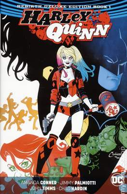 Harley Quinn Rebirth Deluxe Edition (2016-) (Hardcover 304-384 pp) #1