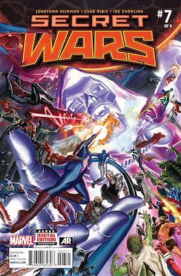 Secret Wars (Grapa) #7