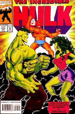 The Incredible Hulk Vol.1 (Saddle-stitched. 1962-1999) #412