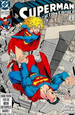 Action Comics Vol. 1 (1938-2011; 2016-) #677