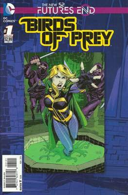 Futures End: Birds of Prey (2014)