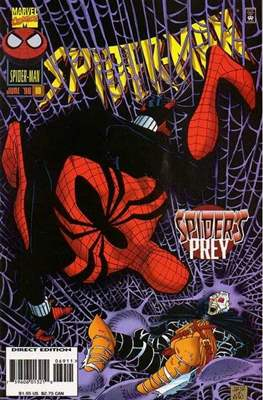 Spider-Man (Vol. 1 1990-2000) (Comic Book) #69