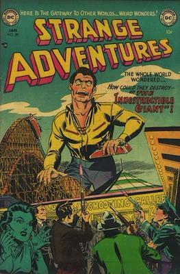 Strange Adventures (Comic Book) #28