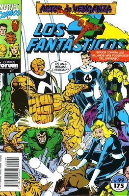 Los 4 Fantásticos Vol. 1 (1983-1994) (Grapa 36-32-24 pp) #99