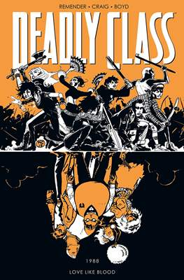 Deadly Class (Digital Collected) #7