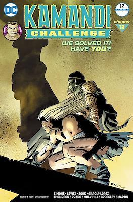 Kamandi Challenge (Comic-book) #12