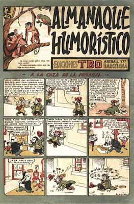 TBO (Almanaques y Especiales 1943-1952) (Grapa) #4