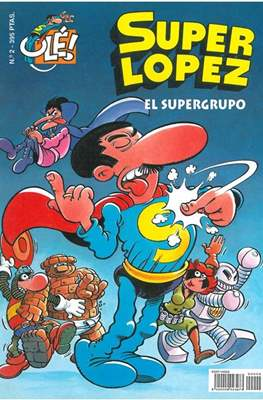 Super López. Olé! #2