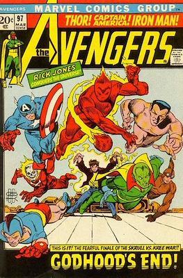 The Avengers Vol. 1 (1963-1996) (Grapa) #97