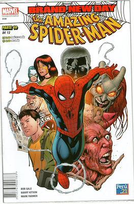 The Amazing Spider-Man (Grapas) #558