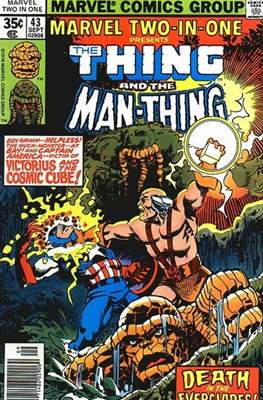 Marvel Two-in-One (Comic Book. 1974 - 1983) #43