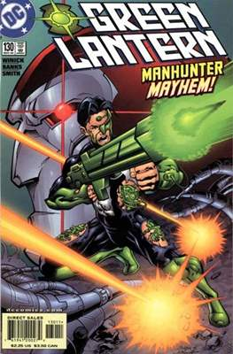 Green Lantern Vol. 2 (1990-2004) (Comic-Book) #130