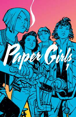 Paper Girls (Digital Collected) #1