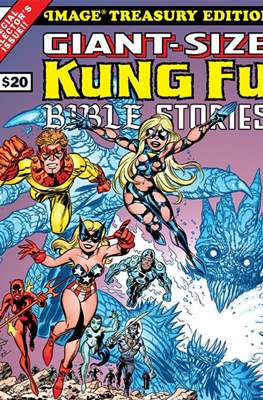 Giant Size Kung Fu Bible Stories