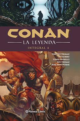 Conan. La Leyenda (Cartoné 504 pp) #4