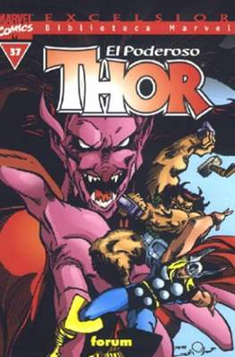 Biblioteca Marvel: El Poderoso Thor (2001-2004) (Rústica 160 pp) #37