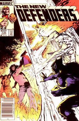 The Defenders vol.1 (1972-1986) (Comic Book 32 pp) #135