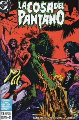 La Cosa del Pantano (1989) #11