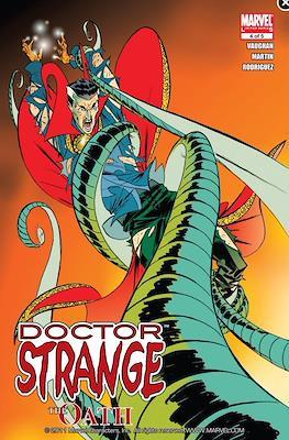 Doctor Strange: The Oath (Digital) #4