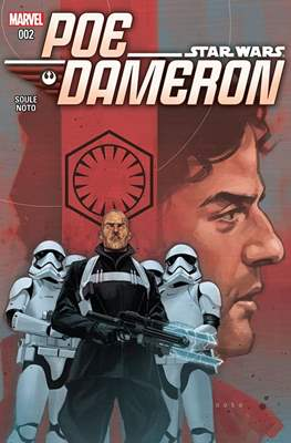 Star Wars: Poe Dameron (Grapa 32 pp) #2