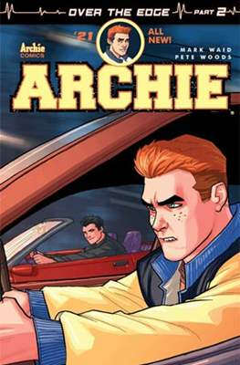 Archie (2015-) (Comic Book) #21