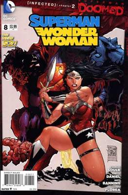 Superman / Wonder Woman (2013-) #8