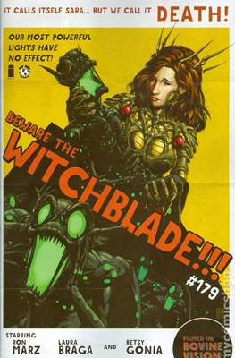 Witchblade (Variant Cover) (Comic Book) #179
