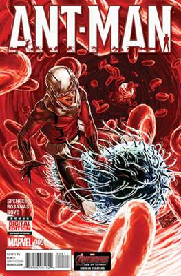 Ant-Man Vol. 1 (2015) (Comic Book) #5