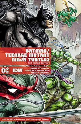 Batman / Teenage Mutant Ninja Turtles Deluxe Edition
