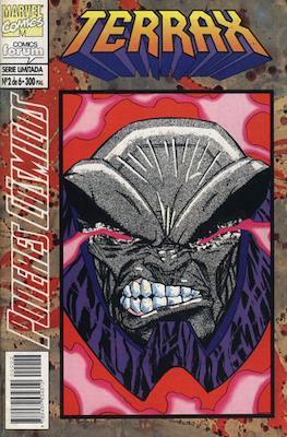 Poderes Cósmicos (1994-1995) Vol. 1 (Grapa, 48 páginas) #2