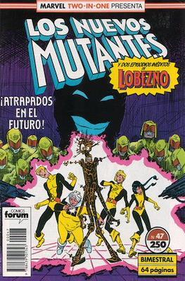 Los Nuevos Mutantes Vol. 1 (1986-1990) (Grapa 32-64 pp) #47