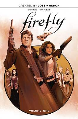 Firefly (Hardcover) #1
