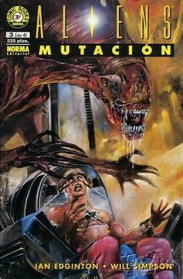 Aliens: Mutación (Grapa 36 pp) #3