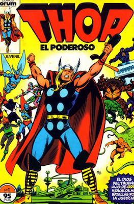 Thor, el Poderoso (1983-1987)