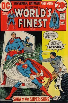 World's Finest Comics (1941-1986) (Comic Book) #215