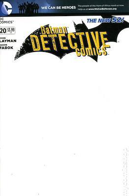Batman Detective Comics Vol. 2 (2011-2016 Variant Cover) #20.1