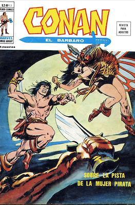 Conan el Bárbaro Vol. 2 (Grapa) #15