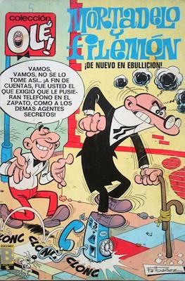 Colección Olé! 1ª etapa (Rústica 64 pp) #5