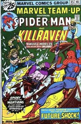 Marvel Team-Up Vol. 1 (Comic-Book) #45