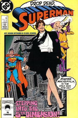 Superman Vol. 2 (1987-2006) (Comic Book) #11