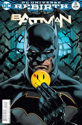 Batman Vol. 3 (2016- Variant Cover) (Comic Book) #21.2