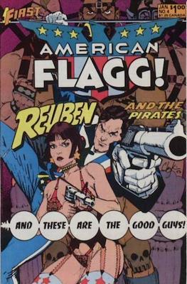 American Flagg! #4