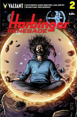 Harbinger Renegade (Grapa) #2