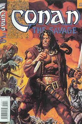 Conan the Savage (Grapa 48-52 pp) #10