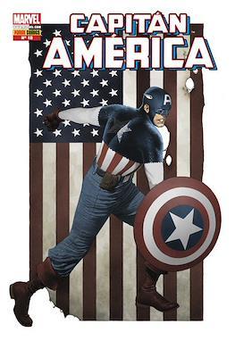 Capitán América Vol. 8 (2011-) (Grapa) #10