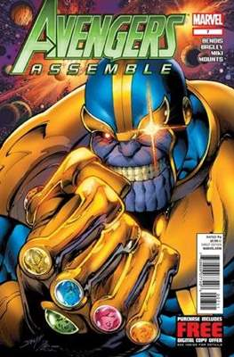 Avengers Assemble Vol. 2 (2012-2014) (Comic-Book) #7