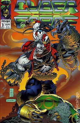 Cyberforce Vol. 1 (1992-1993) (Grapa) #3