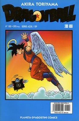 Dragon Ball - Serie Azul (Grapa) #182