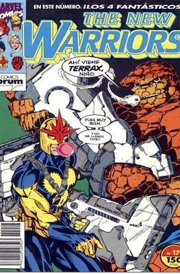 The New Warriors vol. 1 (1991-1995) (Grapa. 17x26. 24 páginas. Color. (1991-1995).) #17