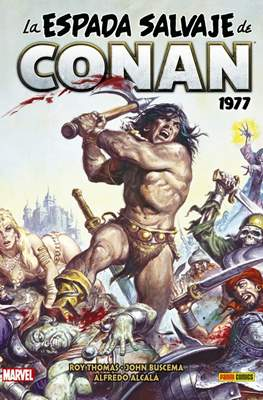 La Espada Salvaje de Conan - Marvel Limited Edition (Cartoné 320 pp) #3